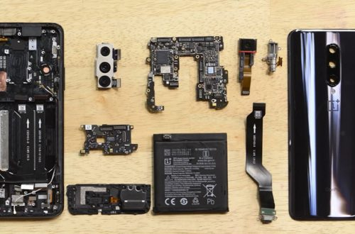 Флагман OnePlus 7 Pro получил всего 4 балла за ремонтопригодность