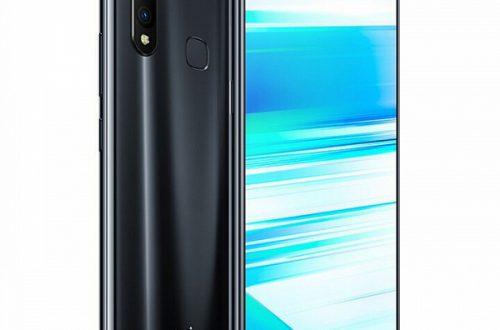 Появились первые качественные изображения нового смартфона Vivo с большим аккумулятором и врезанной в экран камерой