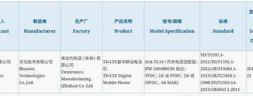 Смартфон Huawei Nova 5 действительно получил поддержку 40-ваттной зарядки