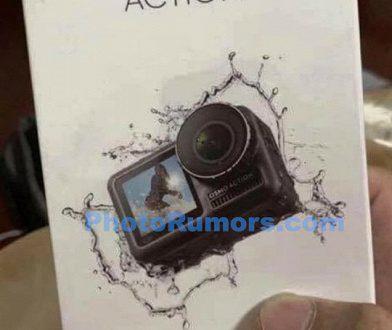 Появилось новое изображение экшн-камеры DJI Osmo