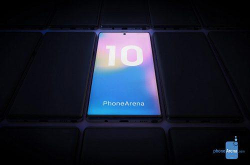 Показаны основные особенности дизайна Samsung Galaxy Note10 и Galaxy Note 10 Pro
