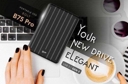 Портативный SSD Silicon Power B75 Pro выпускается объемом до 2 ТБ