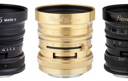 Представлен объектив Petzval 55mm f/1.7 Art для беззеркальных камер