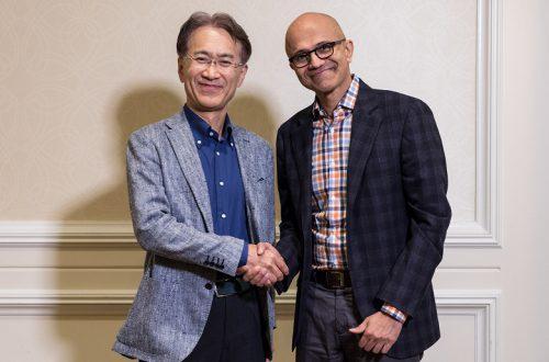 Microsoft и Sony хотят стать стратегическими партнерами