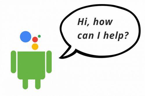 Google показала голосовой помощник Assistant следующего поколения