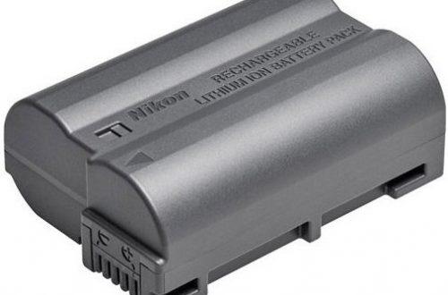 Nikon подтверждает наличие на рынке поддельных аккумуляторов EN-EL15b