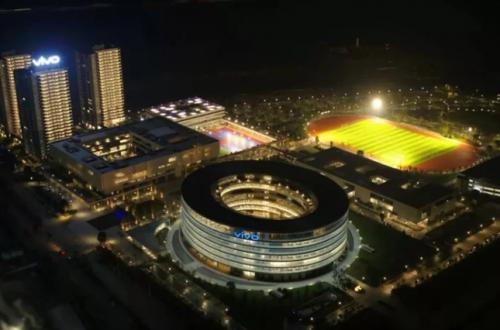 В стиле Apple. Vivo построила новую гигантскую штаб-квартиру