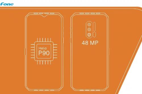 Первый в мире защищенный смартфон с Helio P90 и 48-мегапиксельной камерой