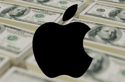 Доход Apple за год уменьшился на 5%, прибыль — на 10%