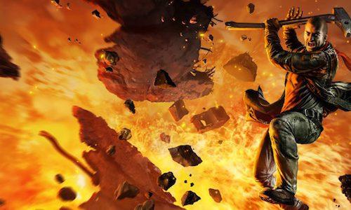 Утек анонс Red Faction Evolution до E3 2019