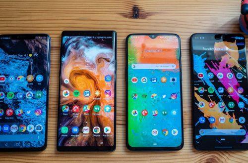 В десятку лидеров рынка смартфонов вошли Alcatel и Tecno