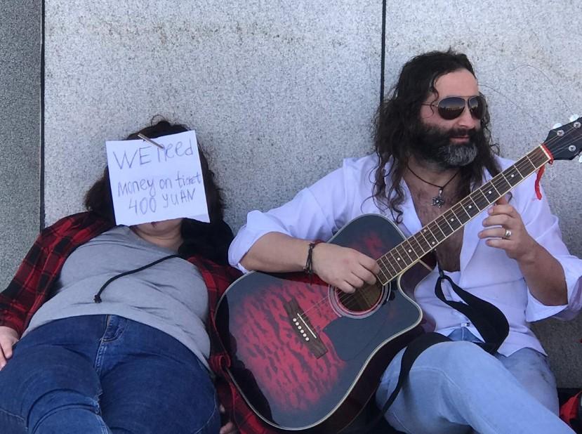 """Порножурнал, вискарь и гитара: что именно поможет участникам """"Рюкзака"""" выжить в неизвестной стране?"""
