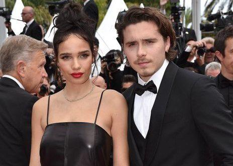 Сын Дэвида и Виктории Бекхэм устроил скандал в публичном месте с возлюбленной после завершения Каннского кинофестиваля