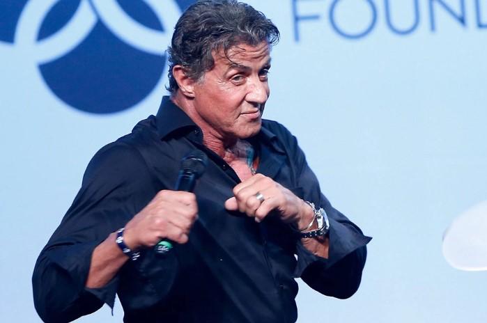 """Сильвестр Сталлоне заявил о намерениях снять девятый фильм франшизы """"Рокки"""""""