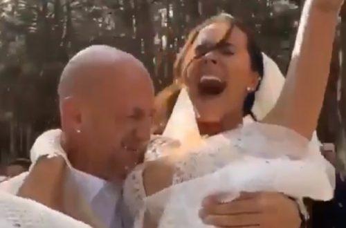 Потап взял в жёны Настю Каменских и посвятил ей новый клип