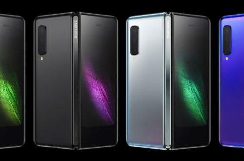 Гибкий смартфон Samsung Galaxy Fold задержится до второй половины 2019 года