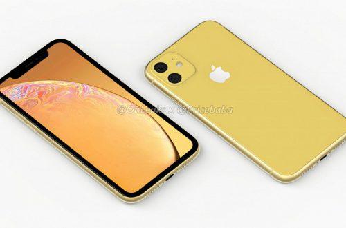 Лавандовый и зеленый. Новые цвета iPhone XR 2019