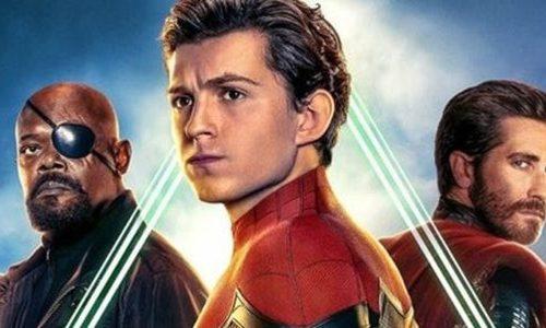 Постер «Человека-паука: Вдали от дома» тизирит Иллюминатов