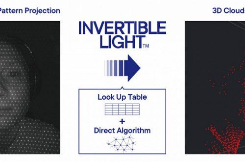 Представлена технология 3D-сканирования Invertible Light