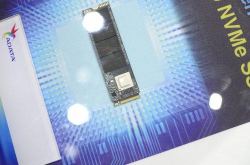 У Adata тоже готов SSD с интерфейсом PCIe Gen4