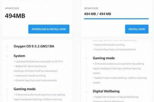 Флагман OnePlus 7 Pro уже получил первое обновление: оно улучшило камеру, дисплей и еще много чего