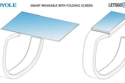 Создатели первого в мире сгибающегося смартфона выпустят умные часы с аналогичным дисплеем