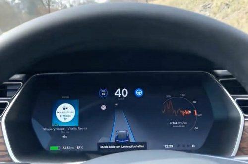 Илон Маск прокомментировал порнофильм Pornhub, события которого происходили в движущейся на автопилоте Tesla Model X
