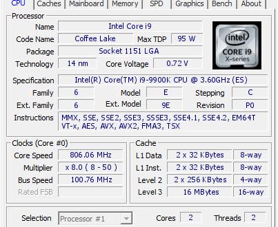 Модули памяти Adata XPG Spectrix D60G разогнали до эффективной частоты DDR4 5737,6 МГц