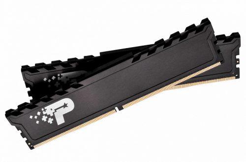 Серия модулей памяти Patriot Signature Premium DDR4 принадлежит массовому сегменту