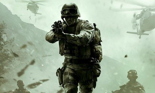 Утекло название Call of Duty: Modern Warfare 4