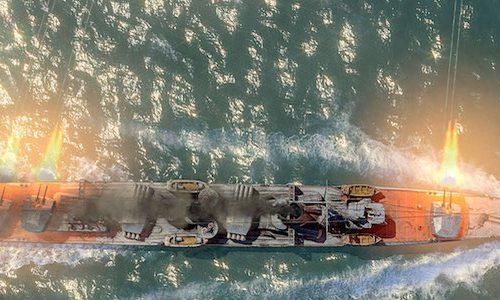 В War Thunder появились японские корабли