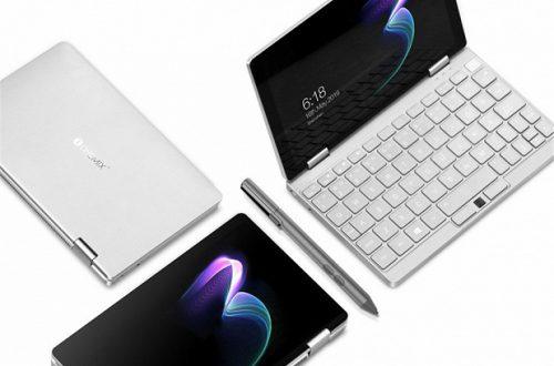 Маленький нетбук с большим «сердцем». Ноутбук One Mix 3s с CPU Core i5 и 16 ГБ ОЗУ представят 21 мая