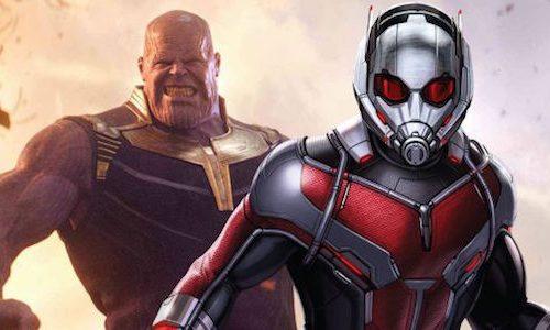 Реальная причина, почему Человек-муравей не убил Таноса