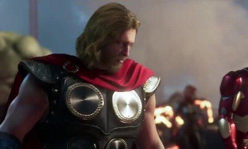 Сюжет Marvel's Avengers рассчитан на одного игрока. Можно играть без Сети