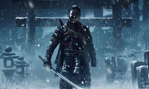 PS4-эксклюзив Ghost of Tsushima выйдет в 2019 года