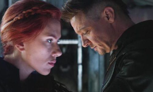 Раскрыта изначальная сцена на Вормире из «Мстителей: Финал». Там был Танос!