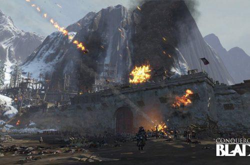 Стартовал открытый бета-тест Conqueror's Blade