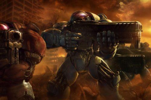 Kotaku: Blizzard отменила шутер по StarCraft с играбельными терранами и зергами
