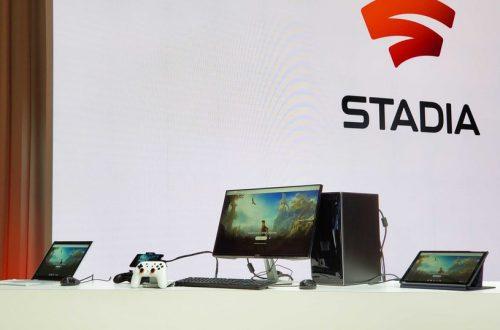 Google Stadia использует 1 терабайт трафика за каждые 65 часов игры в 4К