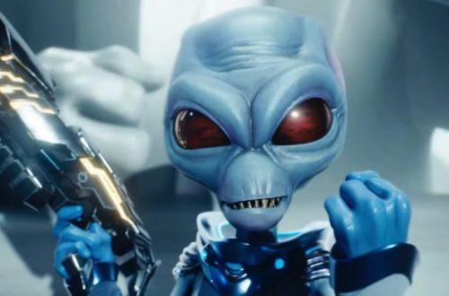 Инопланетяне и Rammstein в первом трейлере ремейка Destroy All Humans!