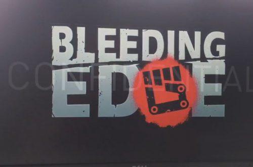 В сеть утёк трейлер Bleeding Edge - новой игры создателей Hellblade и ребута DmC
