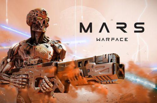 В Warface началась спецоперация «Марс»