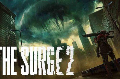 Мрачный полуразрушенный город в новом кинематографическом трейлере The Surge 2