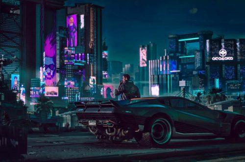 Подробности боевой системы, сюжета и роль Киану Ривза в Cyberpunk 2077