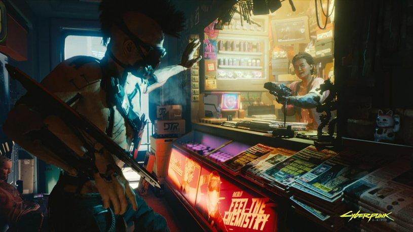 В Cyberpunk 2077 доступная территория не ограничится одним городом