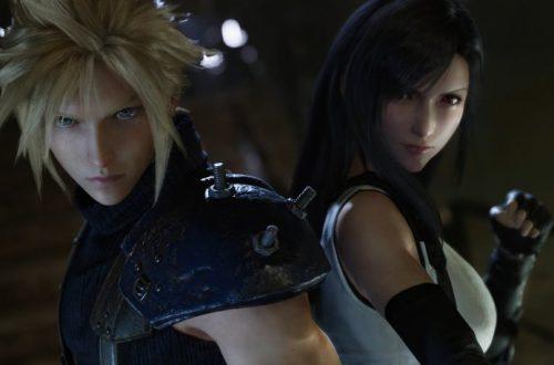 Square Enix поделилась новыми скриншотами Final Fantasy VII Remake