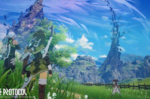 Bandai Namco анонсировала новую MMORPG Blue Protocol