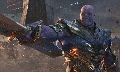 «Мстители: Финал» показали двух Таносов из альтернативных реальностей