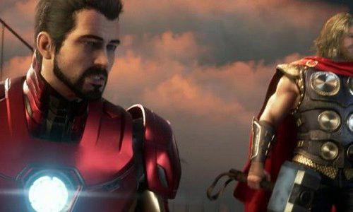 Что это за загадочная фигура в трейлере Marvel's Avengers?