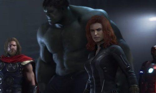 Трейлер игры «Мстители Marvel» на русском языке